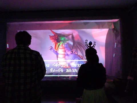 ドラゴンクエスト展 2011年 六本木