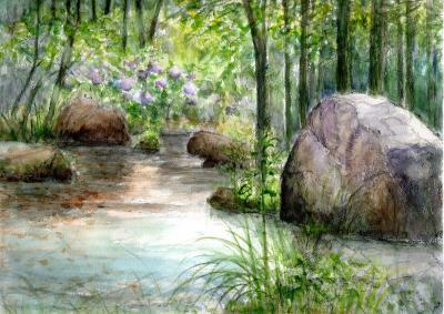最新日本庭園