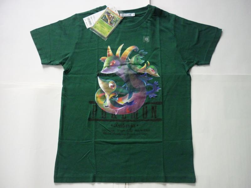 ユニクロ ポケモンTシャツ