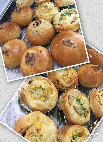 くるみパン1