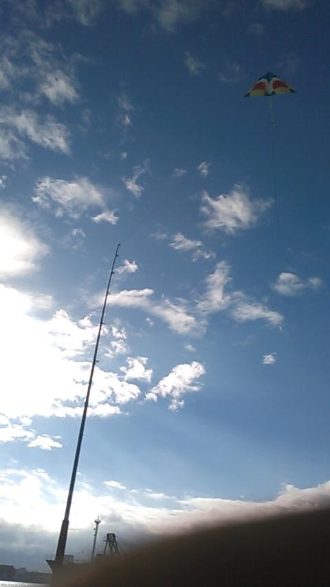 3洋上の凧揚げ