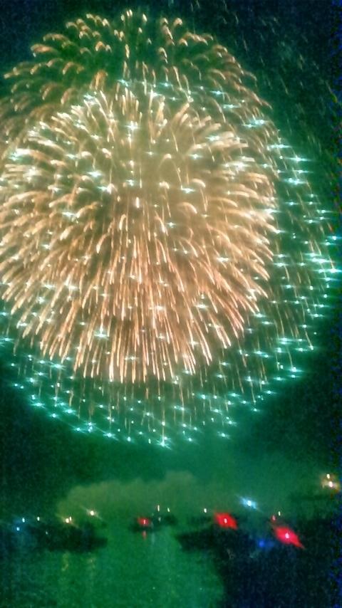 大きい花火