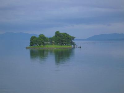 7.9宍道湖の風景2