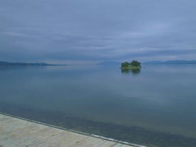 7.9宍道湖の風景3