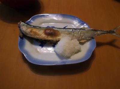 8.30秋刀魚
