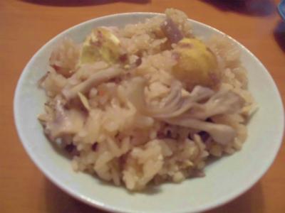 9.6炊き込みご飯