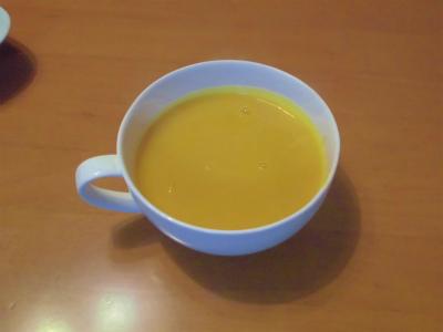 9.16カボチャのスープ