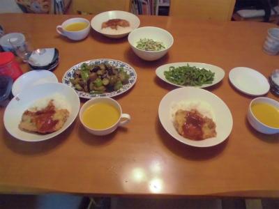 9.16夕食
