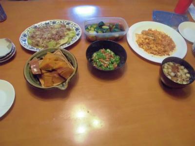 9.22夕食