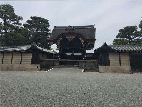 京都御所・建春門_H29.06.26撮影