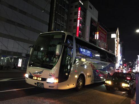 千葉中央バス・CC201便_H29.06.25撮影