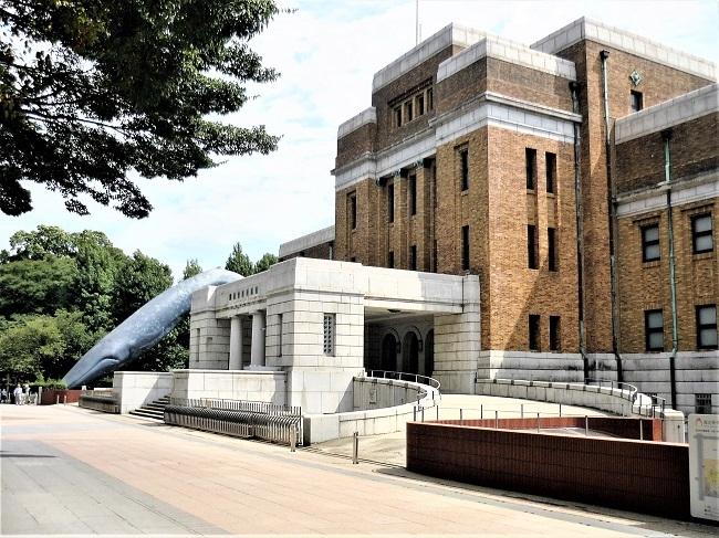 国立科学博物館その1