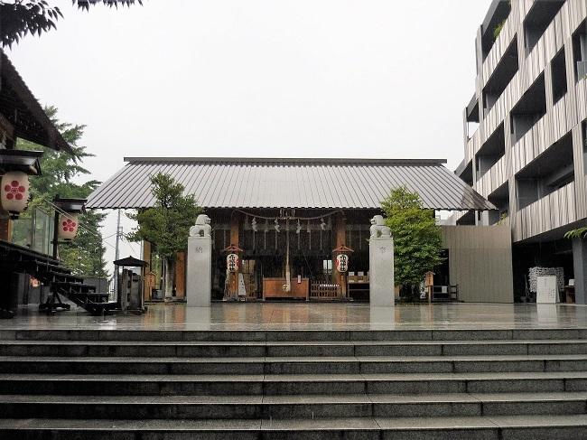 赤城神社その1