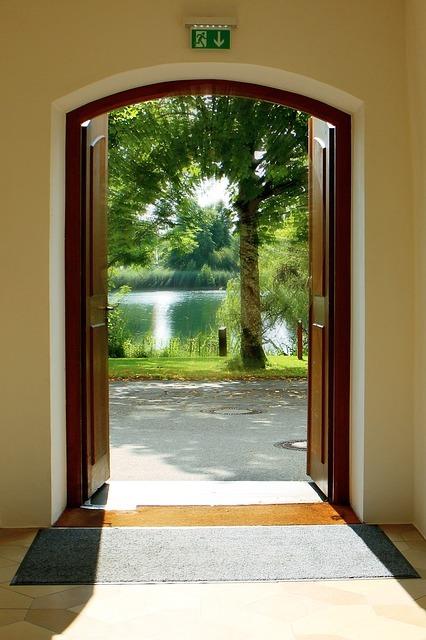 door open 2