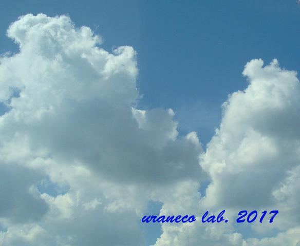 8月1日夏空