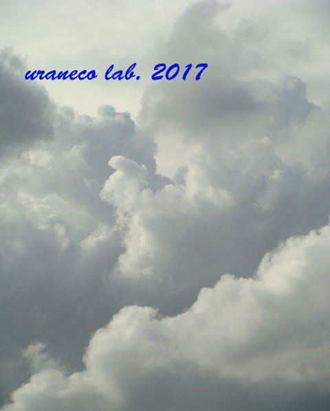8月1日曇天