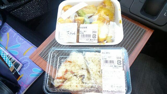 道の駅お惣菜170826