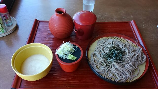 道の駅小坂田公園昼食2017