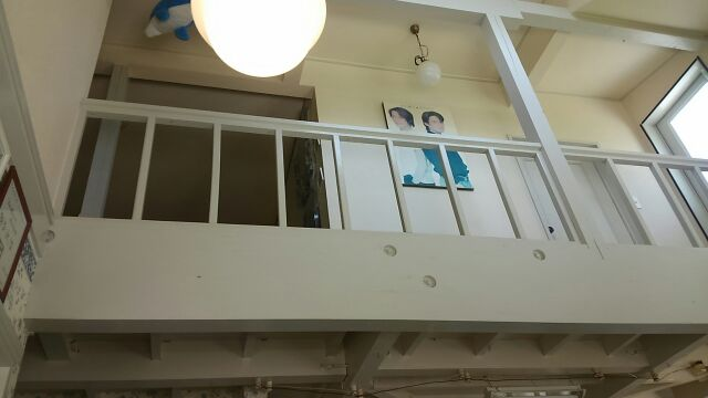 喫茶ダイヤモンド2階1705