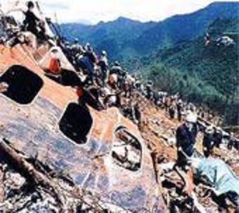 日航機事故