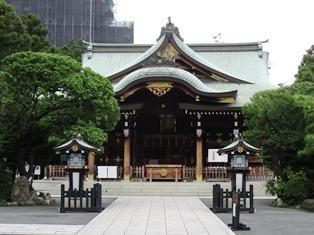 大田区六郷神社