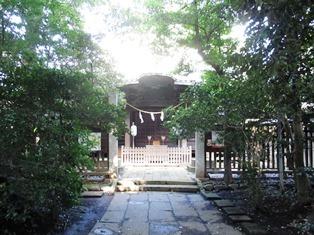 さいたま市一山神社