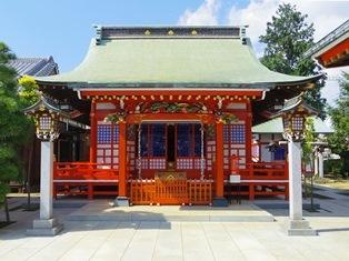 さいたま市御嶽神社