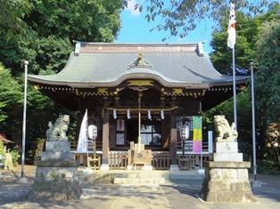 国分寺市熊野神社
