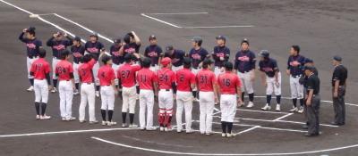 P7264309一塁側コスギ 三塁側熊本市役所