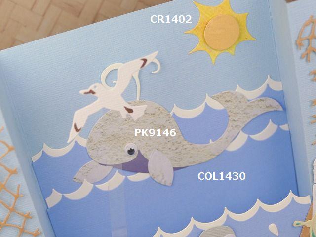 Marianne Design - June 2017 Releases PK9146 PK9147 COL1432 LR0471 COL1433