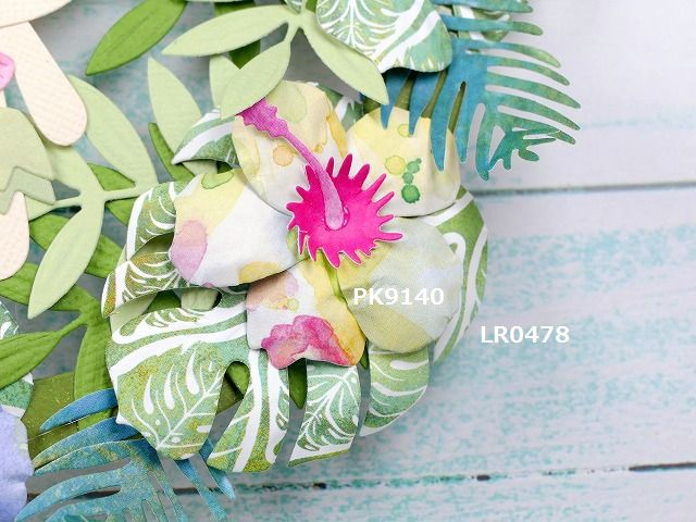 Marianne Design - July 2017 Releases LR0474 LR0478
