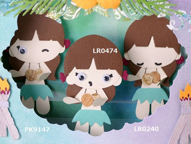 「Marianne Design Team☆JP☆」 - July 2017 Releases LR0478 LR0474