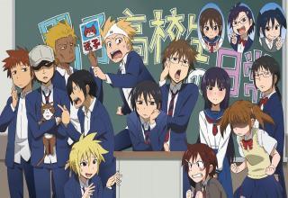 男子高校生の日常2012