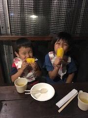 軽井沢旅_BBQ