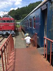 軽井沢旅_鉄道文化村キュンタロ