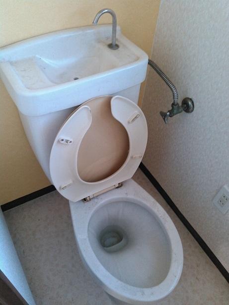 トイレ前 - 圧縮