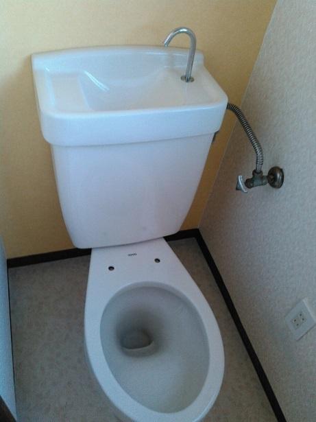 トイレ後 - 圧縮