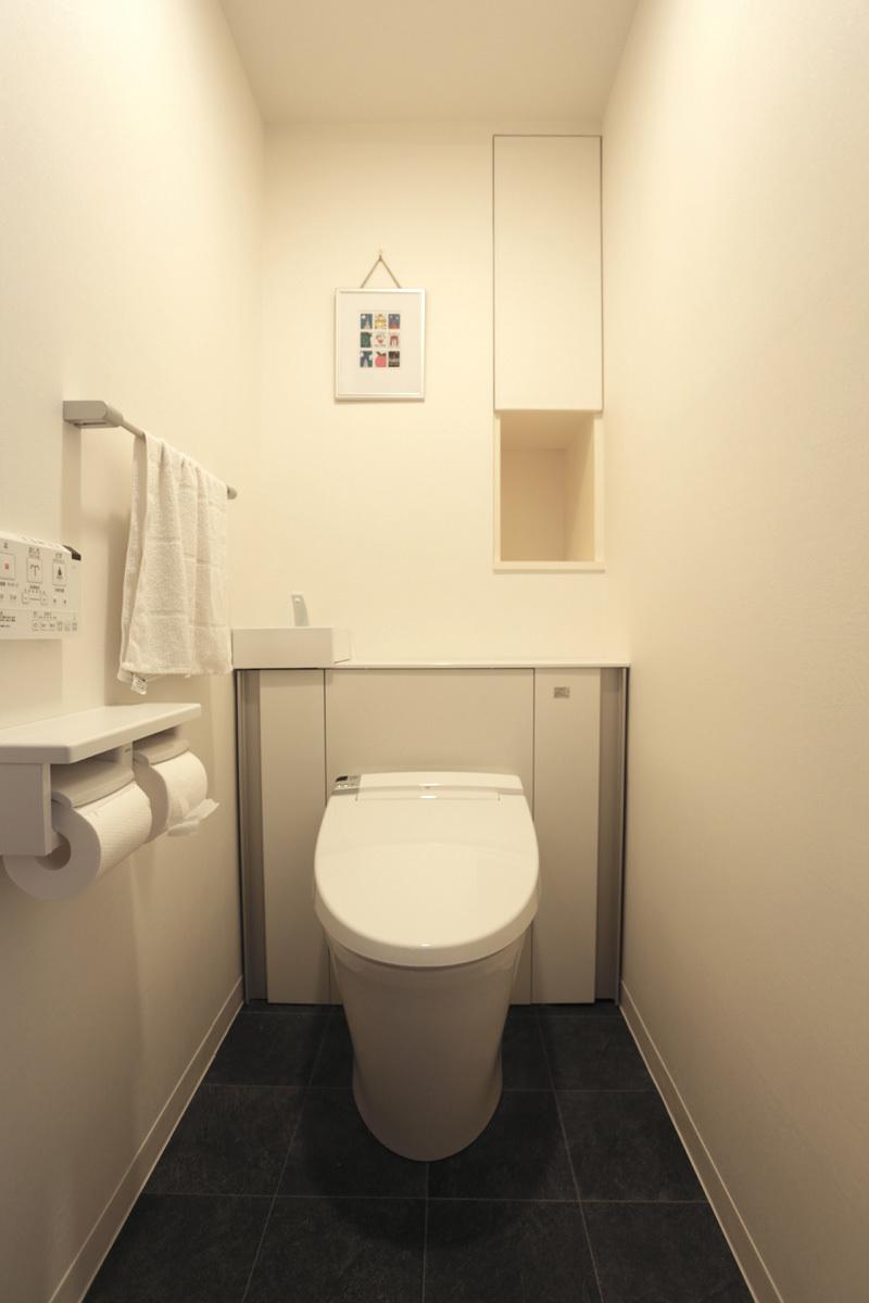 寺岡邸トイレ