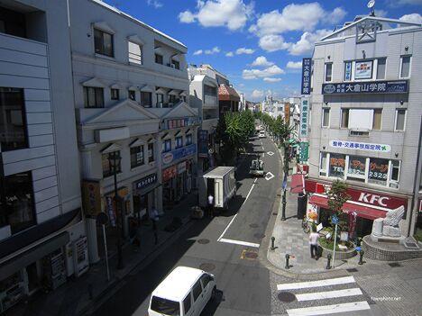 大倉山駅6