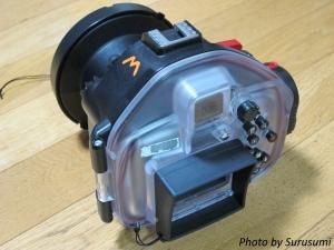オリンパス防水プロテクタ PT-EP01