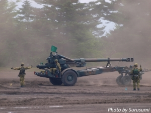 155mmりゅう弾砲 FH70