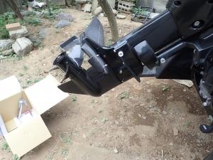 P7230030 ギアオイル交換