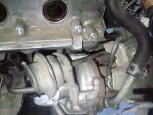アトレー S320G タービン部分