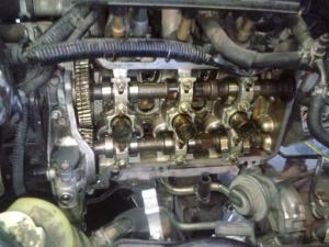 アトレー S320G ヘッドカバー外した跡