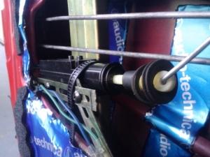 ビート キーレス修理 PP1 位置調整
