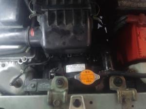 ムーブ(L900S) 電動ファン交換後