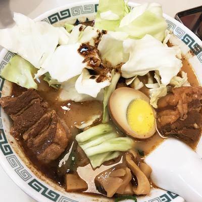 熊本桂花ラーメン 太肉麺
