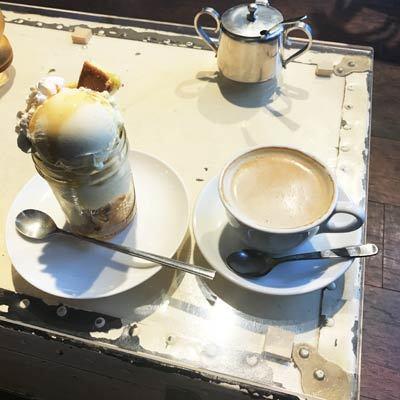 大阪カフェコーヒーショップWARARA
