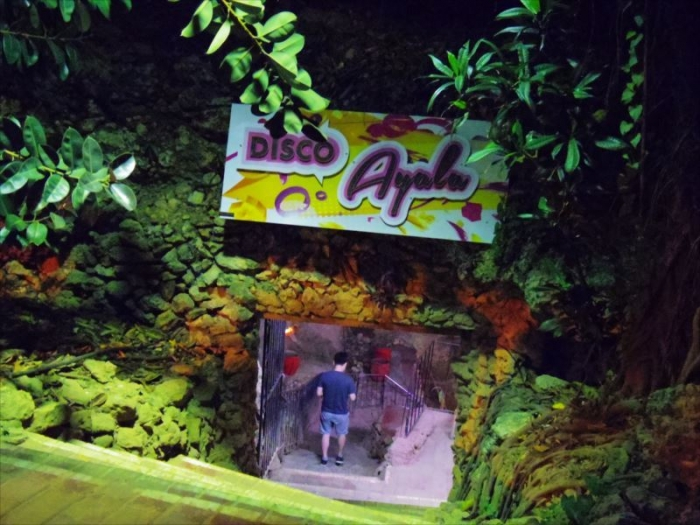 洞窟バー (4)