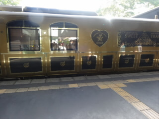 JR久大本線由布院駅